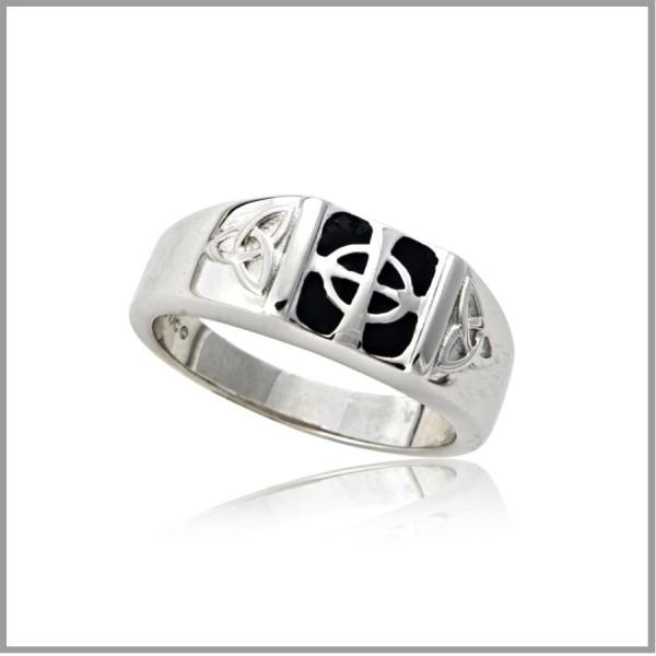 062112 celtic cross ring