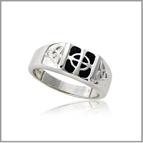 062112 celtic cross ring