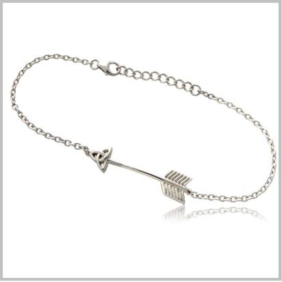 celtic arrow bracelet k4942br