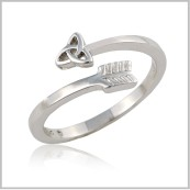celtic arrow ring 062156_b
