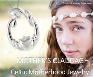 mothers claddagh