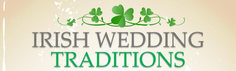 BANNER irish wedding traditions info graphic