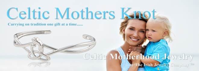 Shop the Celtic Mothers Knot Collection  http://www.theirishjewelrycompany.com/collections/celtic-mothers-knot-24.html