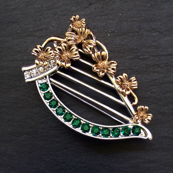 irish_harp_brooch_pin