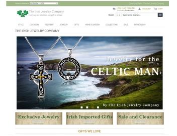 the irish jewelry company